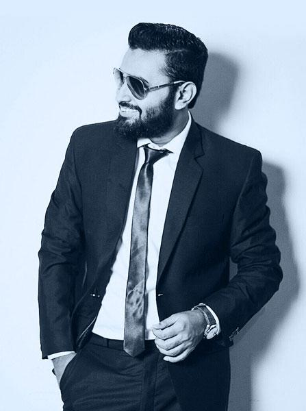 CEO Cyber Design Syed Murtaza Razzak