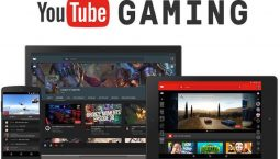 YouTube-Gaming-app